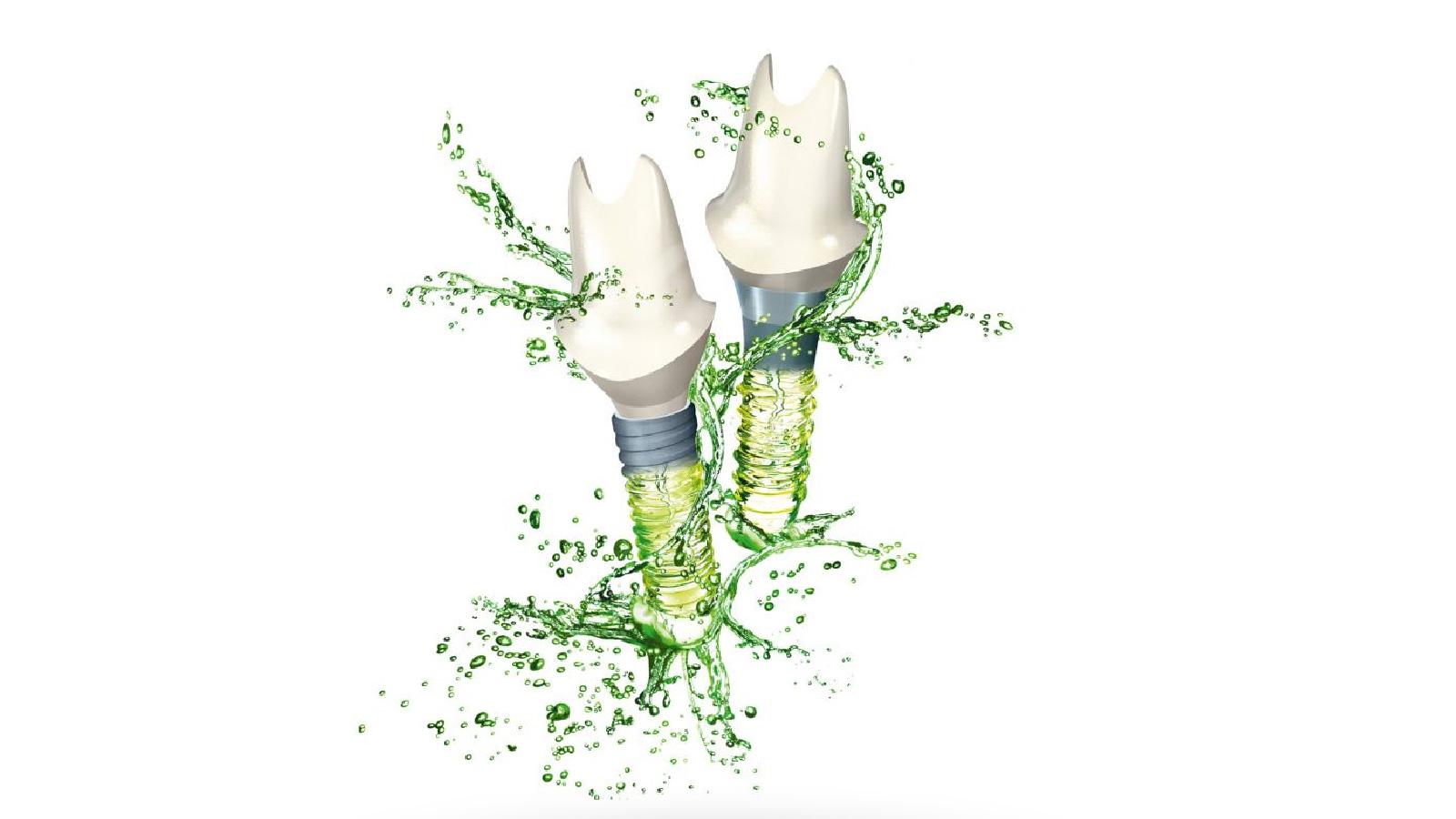 پس دستورالعمل از عمل جراحی ایمپلنت دندان